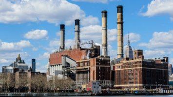 power plant NY