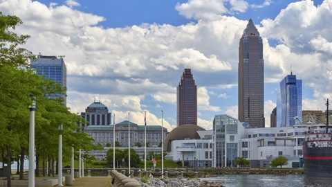 Cleveland State University and Case Western Reserve